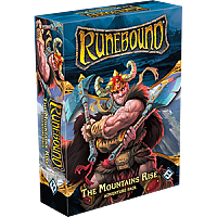 Runebound 3rd Edition: The Mountains Rise
