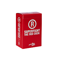 Superfight - Red Deck (Adult)
