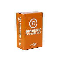 Superfight - Orange Deck (Geek)