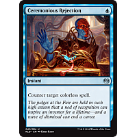 Ceremonious Rejection (Foil)