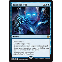 Insidious Will (Foil)