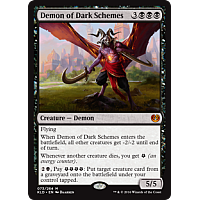 Demon of Dark Schemes ( Foil )