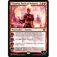 Chandra, Torch of Defiance (Foil)