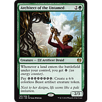 Architect of the Untamed (Foil)