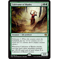 Cultivator of Blades ( Foil )