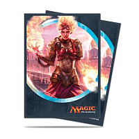 Kaladesh Chandra, Torch of Defiance Standard Deck Protector sleeves 80ct