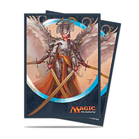 Kaladesh Angel of Invention Standard Deck Protector sleeves 80ct