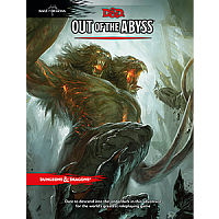 Dungeons & Dragons – Out Of The Abyss Adventure