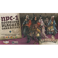Zombicide: Black Plague: NPC-1