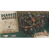 Zombicide: Black Plague: Deadeye Walkers