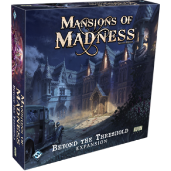 Mansions of Madness (Second Edition): Beyond the Threshold_boxshot