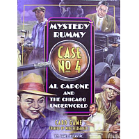Mystery Rummy: Case #4 - Al Capone & The Chicago Underworld