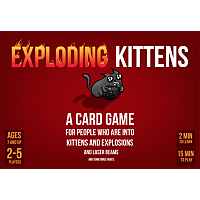 Exploding Kittens - First Edition - Meow!