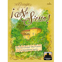 La Granja: No Siesta Dice Game