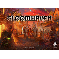 Gloomhaven (2nd Printing, revised)