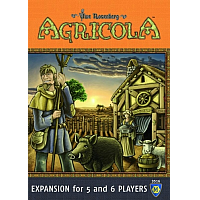 Agricola: Standard Edition 5-6 players(Revised)