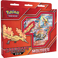 Legendary Battle Decks: Moltres