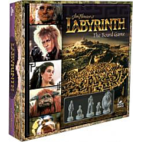 Jim Henson's - Labyrinth the board game