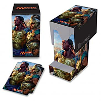 Commander 2016 PRO - 100+ Deck Box with Tray, Kynaios and Tiro of Meletis