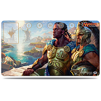 Commander 2016 Playmat, Kynaios and Tiro of Meletis