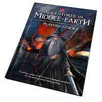 Adventures In Middle-Earth: Player's Guide (5th Edition