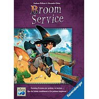 BOARD GAME JULKALENDER 2016 - DAG 5: BROOM TJÄNST (Promo)