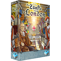 BOARD GAME JULKALENDER 2016 - DAG 7: Guilds of London (Promo)