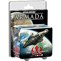 Star Wars: Armada - Rebel Fighter Squadrons II Expansion Pack