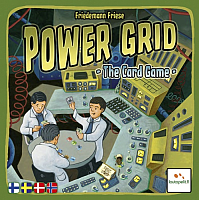 Power Grid - The Card Game (Svenska)
