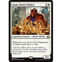 Sram, Senior Edificer (Prerelease)