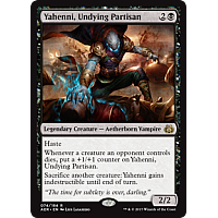 Yahenni, Undying Partisan ( Aether Revolt Prerelease Foil )