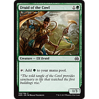 Druid of the Cowl