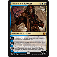 Tezzeret the Schemer ( Foil )