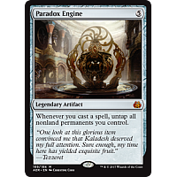 Paradox Engine ( Foil )