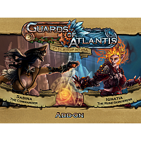 Guards Of Atlantis: Add-On Character Pack - Sabina & Ignatia