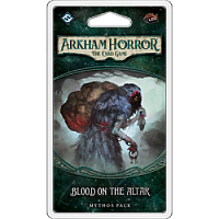 Arkham Horror: The Card Game - Blood on the Altar Mythos Pack