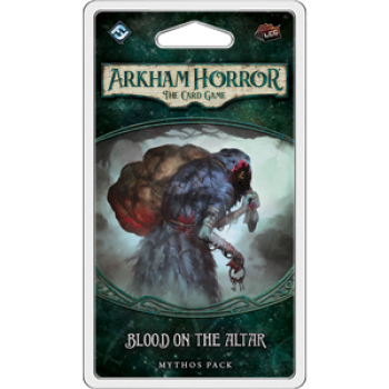 Arkham Horror: The Card Game - Blood on the Altar Mythos Pack_boxshot