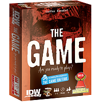 The Game - Are you ready to play? (Including The Game On Fire expansion)