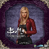 BuffyThe Vampire Slayer: The Board Game