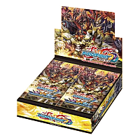 Future Card Buddyfight - Dragon Fighters - Triple D Climax Booster Display (30 Packs)