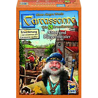 Carcassonne 2.0: Abbey & Mayor (Sv)