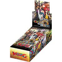 Cardfight!! Vanguard - Gear of Fate - Clan Booster Display (12 Packs)