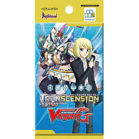 Cardfight!! Vanguard G - Transcension of Blade & Blossom - Booster