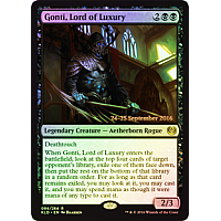 Gonti, Lord of Luxury (Prerelease)