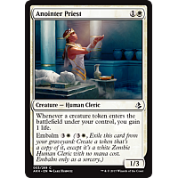 Anointer Priest