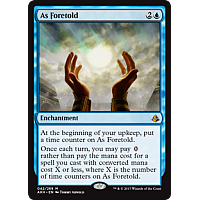 As Foretold (Foil)