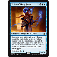 Vizier of Many Faces