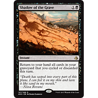 Shadow of the Grave ( Amonkhet Prerelease Foil )