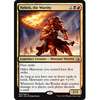 Neheb, the Worthy (Foil)