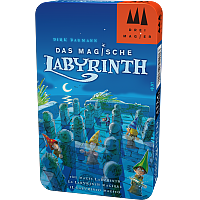 Das Magische Labyrinth/ The Magic Labyrinth (Metallbox)